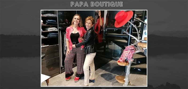 Papa Boutique | Personal Shopper